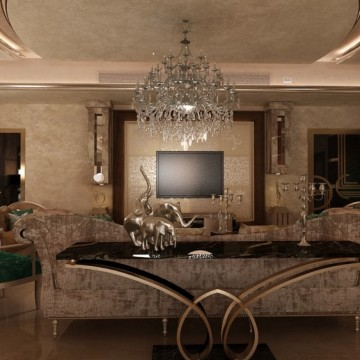 Idrac egypt interiors for Interior design egypt